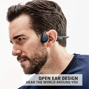 casque à conduction osseuse AfterShokz Trekz Air